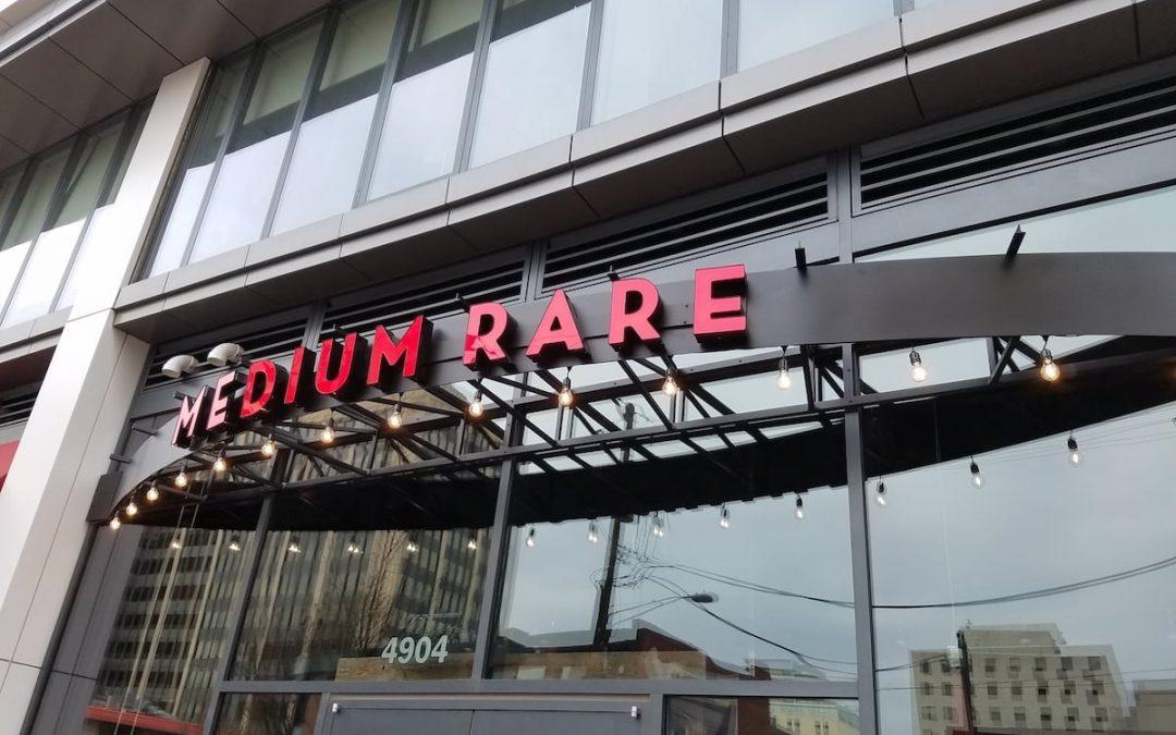 Medium Rare Restaurant